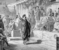 Paul at Areopagus