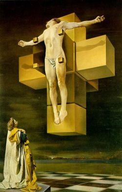Dali_Crucifixion